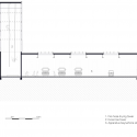 Firestation for the city of Puurs / Compagnie O Architects Section 01