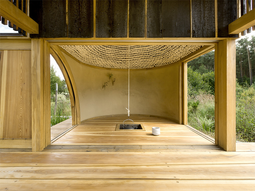 Black Teahouse / A1Architects