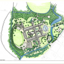 Ornamental Pond / Hosper Plan 02
