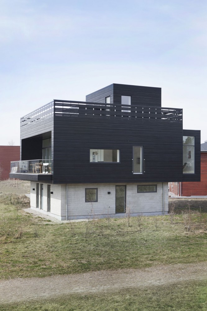 Low Energy House in Hvissinge / JJW