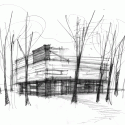 Bruges i case / JJW Sketch 02