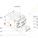 23 Semi-collective Housing Units / Lacaton &amp; Vassal Diagram 01
