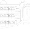23 Semi-collective Housing Units / Lacaton &amp; Vassal Plan 04