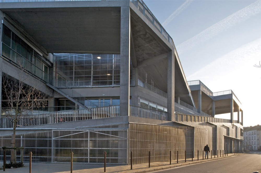 Nantes School of Architecture / Lacaton & Vassal