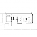 Eco House in Herzelya / Sharon Neuman Architects Ground Floor Plan 01