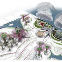 Gardens by the Bay / Grant Associates Exploded View 01