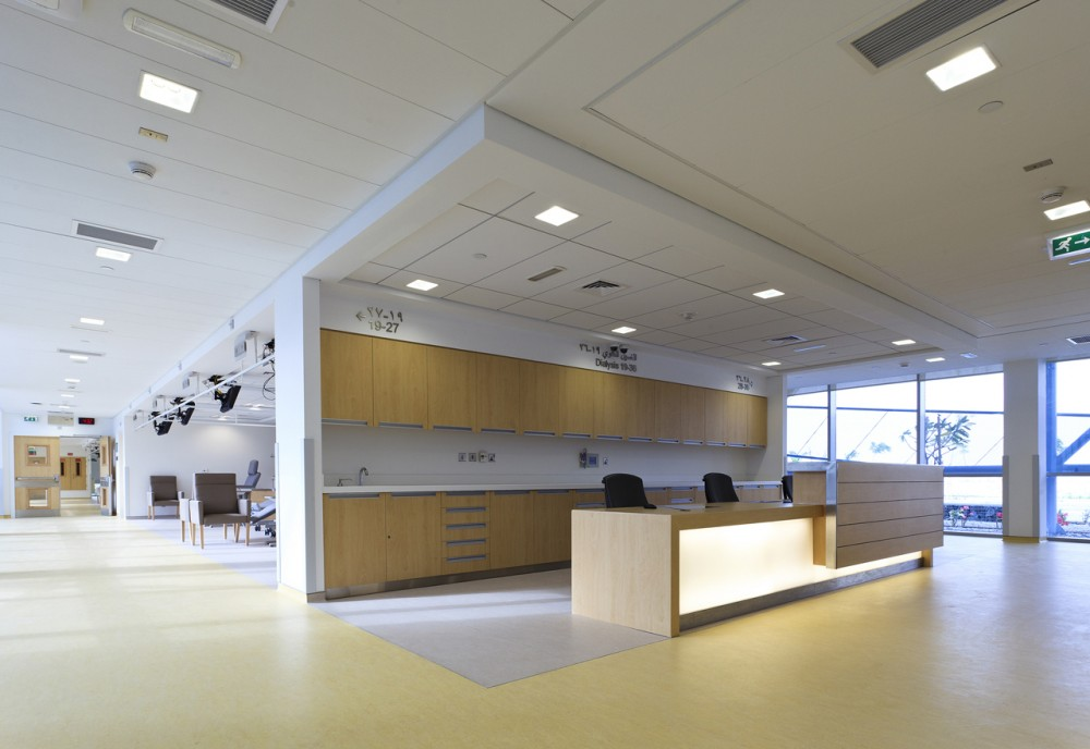 Mafraq Dialysis Center / Stantec