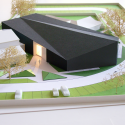 Dapto Anglican Church Auditorium / Silvester Fuller Model 02