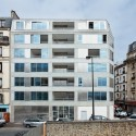10 Dwellings in Pajol / Bourbouze &amp; Graindorge  David Boureau