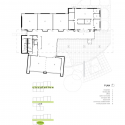 PCC Newberg Center / Hennebery Eddy Architects Floor Plan 01