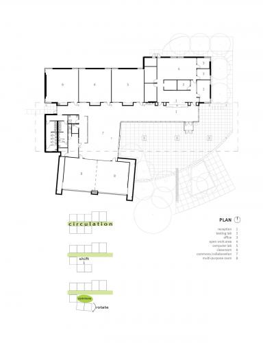 Pcc Newberg Center Hennebery Eddy Architects Archdaily