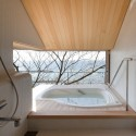 Wind-dyed house / acaa  Hiroshi Ueda