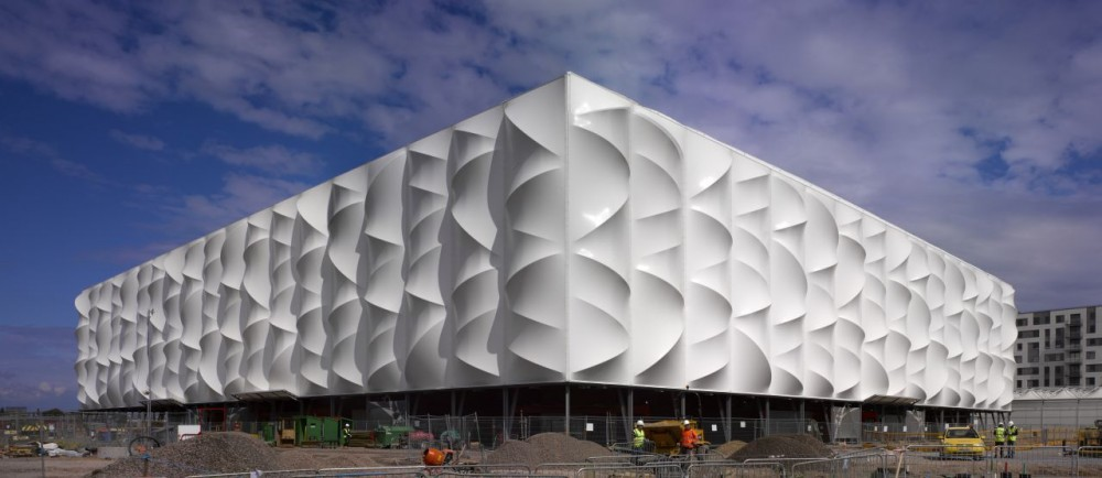 London 2012 Basketball Arena / Wilkinson Eyre Architects