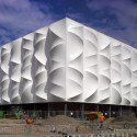 London 2012 Basketball Arena / Wilkinson Eyre Architects © Edmund Sumner