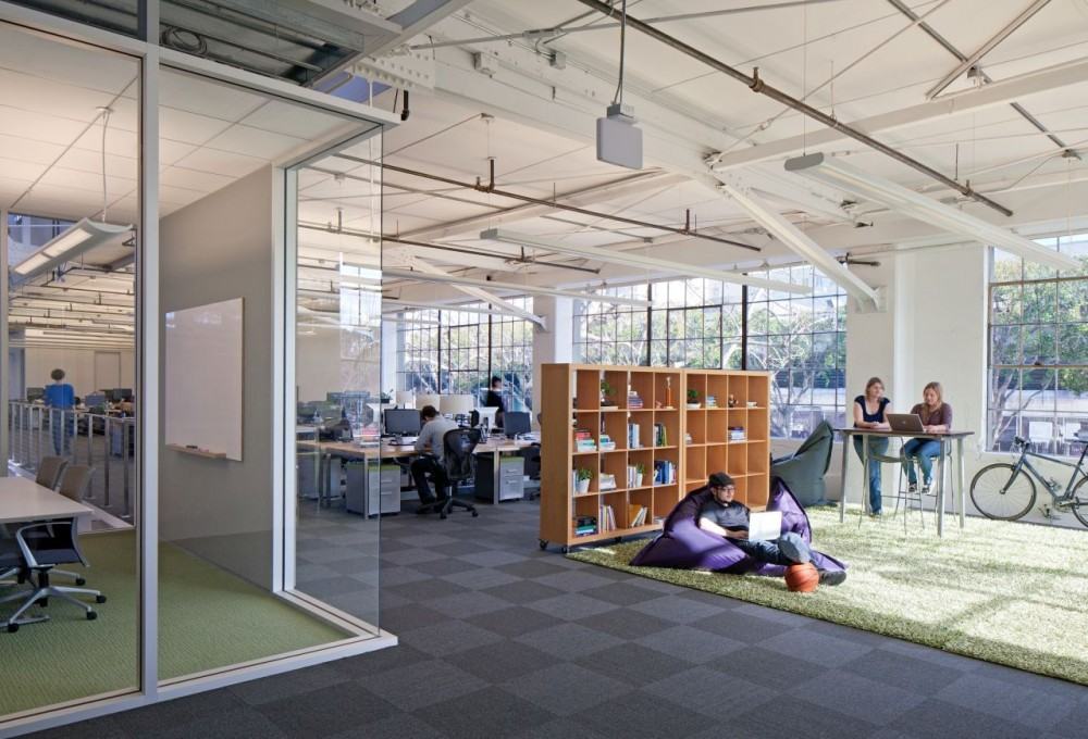 Atlassian Offices / Studio Sarah Willmer