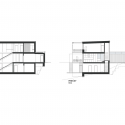 Villa P / Architektonicke Studio Atrium Section 01