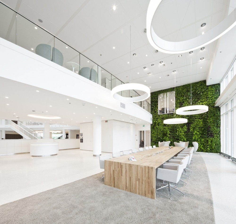 Eneco Headquarter Rotterdam / Hofman Dujardin Architects and Fokkema & Partners