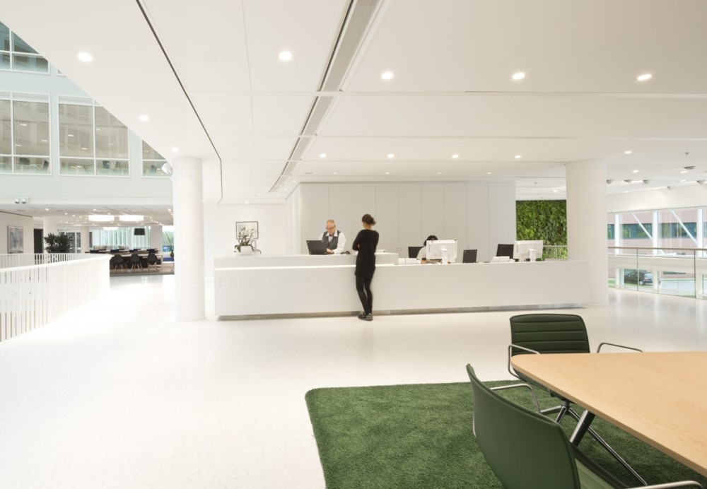 Eneco Headquarter Rotterdam / Hofman Dujardin Architects and Fokkema &#038; Partners