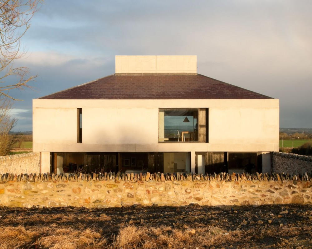 House at Bogwest / Steve Larkin Architects