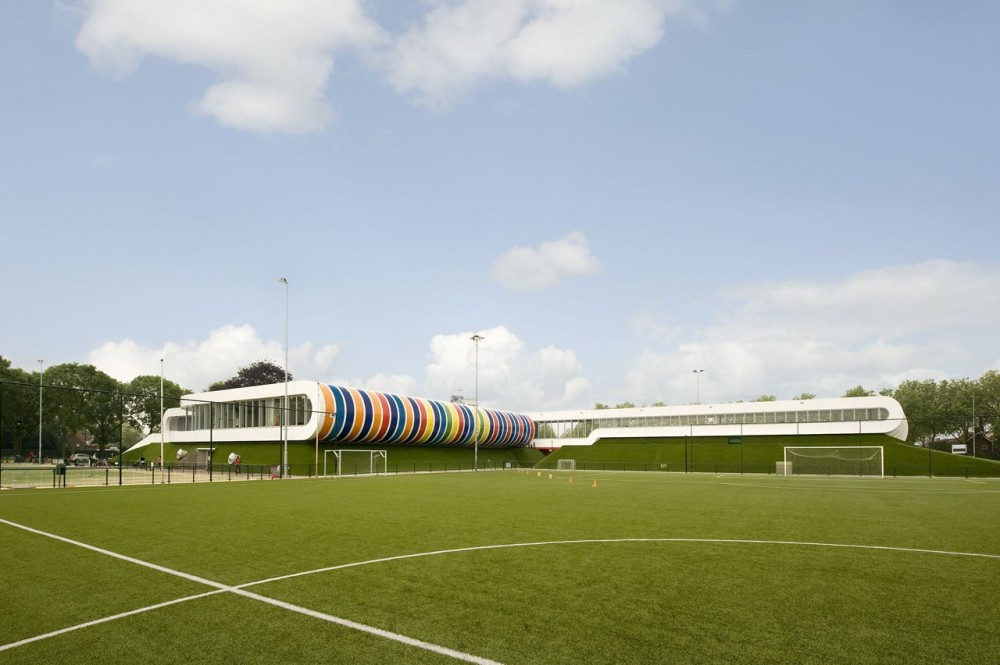 Sports Facility Strijp / LIAG architects