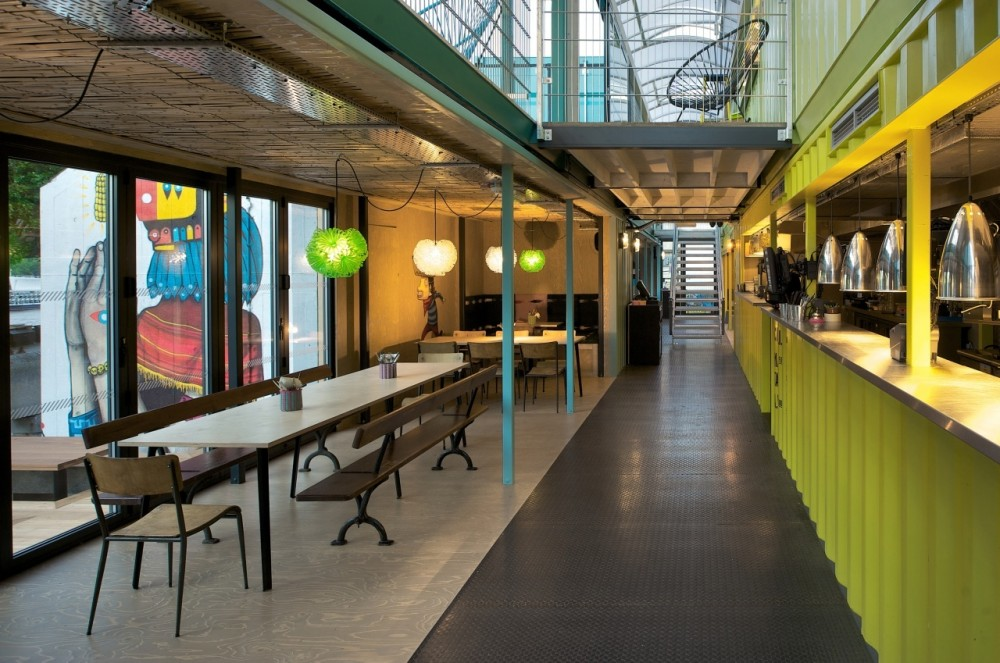 Wahaca Southbank Experiment / Softroom