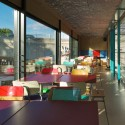 Wahaca Southbank / Softroom © Joseph Burns