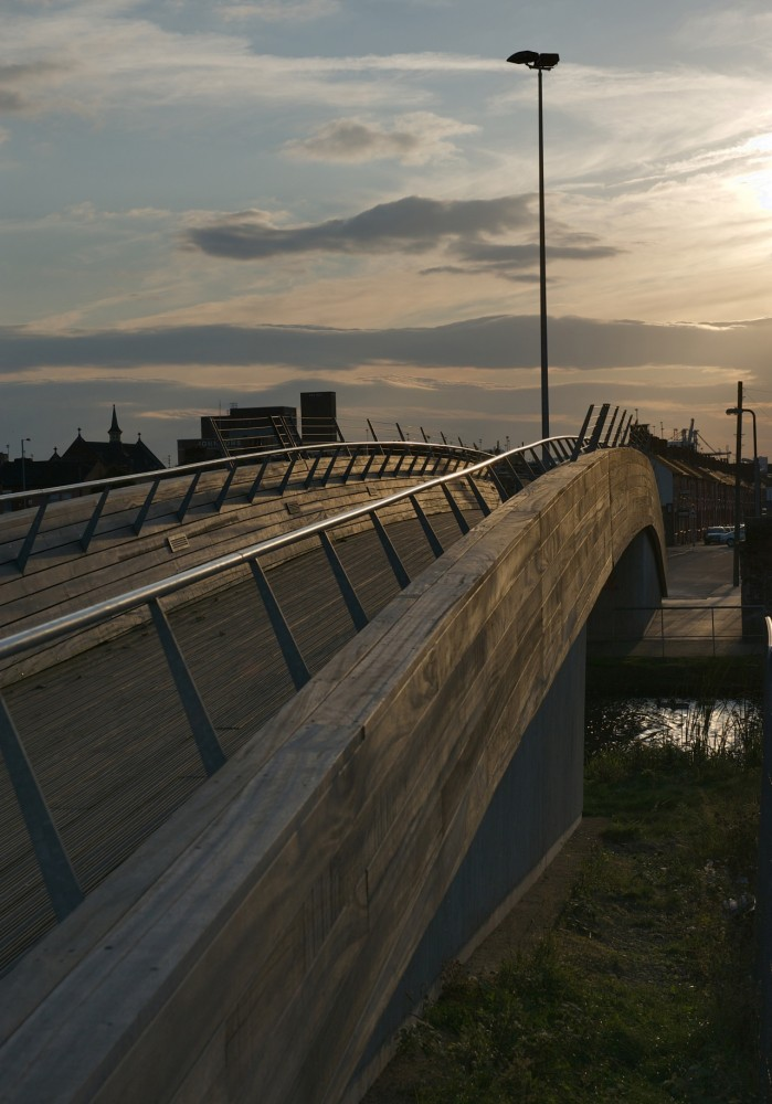 Pennington Road Footbridge / Softroom