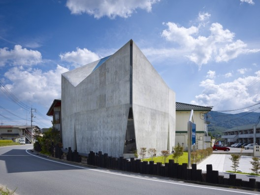 Mecenat Art Museum / naf architect &amp; design  Noriyuki Yano