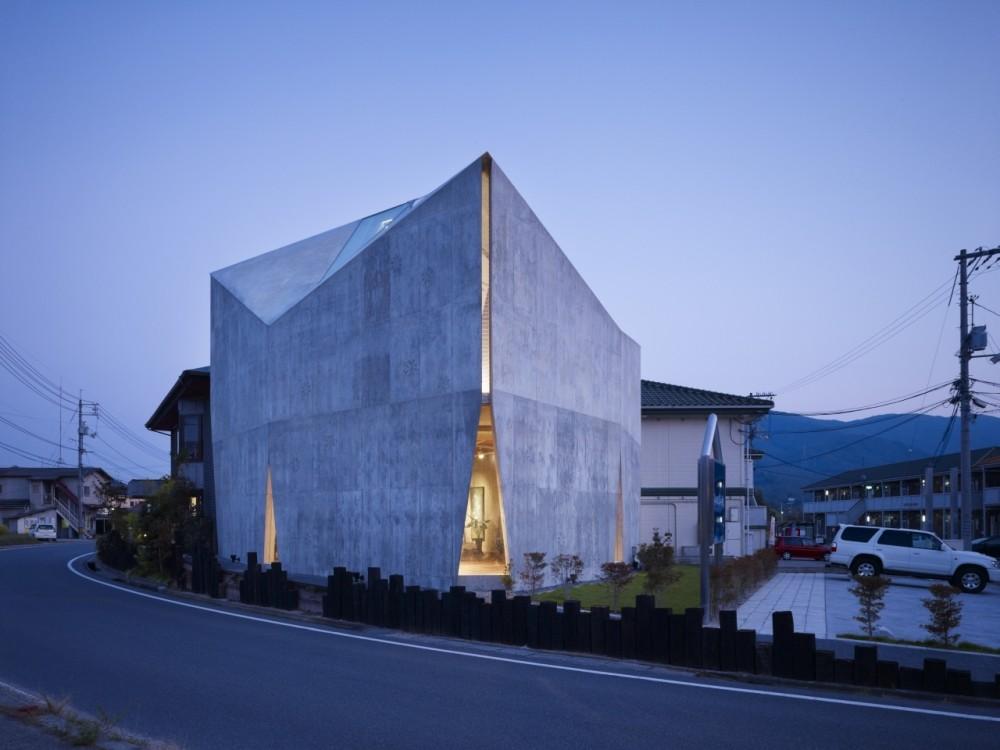 Architecture photography mecenat art museum naf for Architecture art