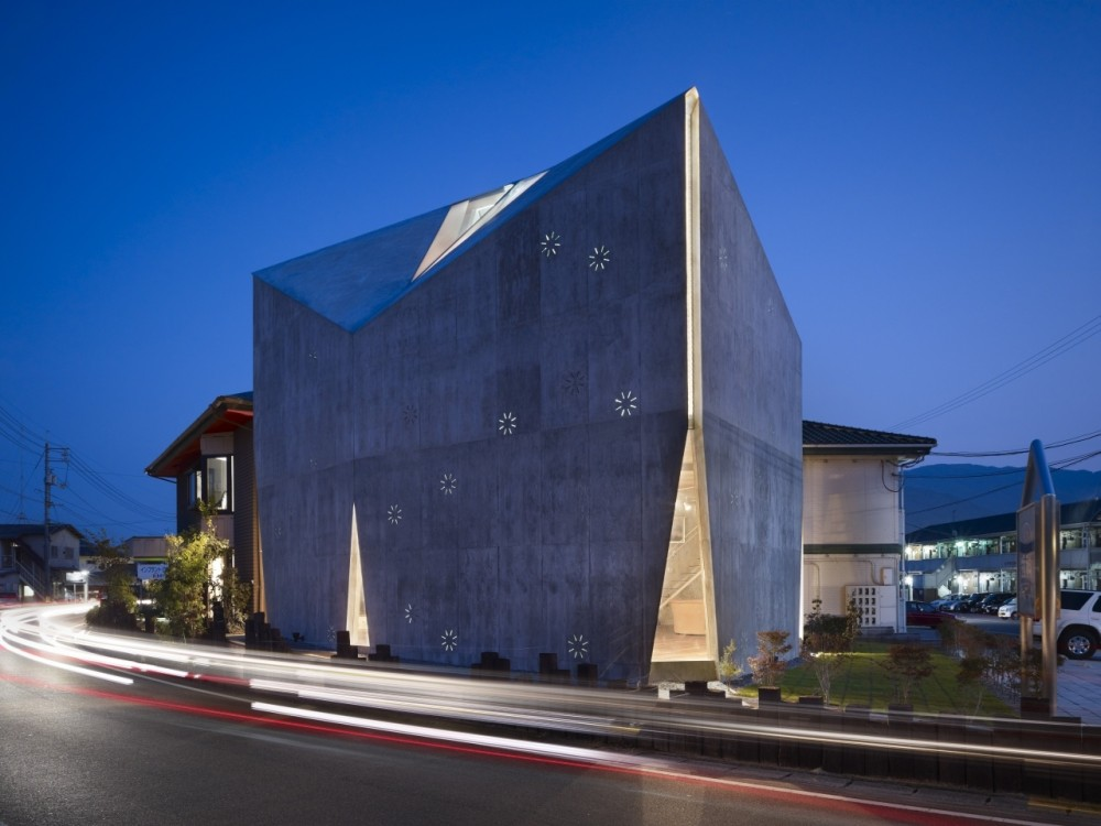 Mecenat Art Museum / naf architect & design