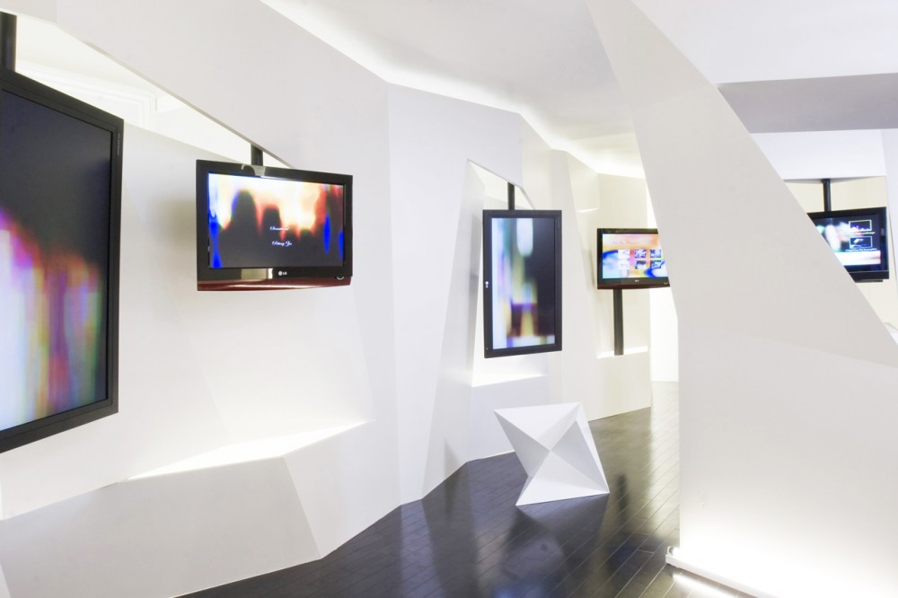 The Media Room / Luca Andrisani