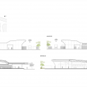 Bus Station / DTR Studio Sections 01