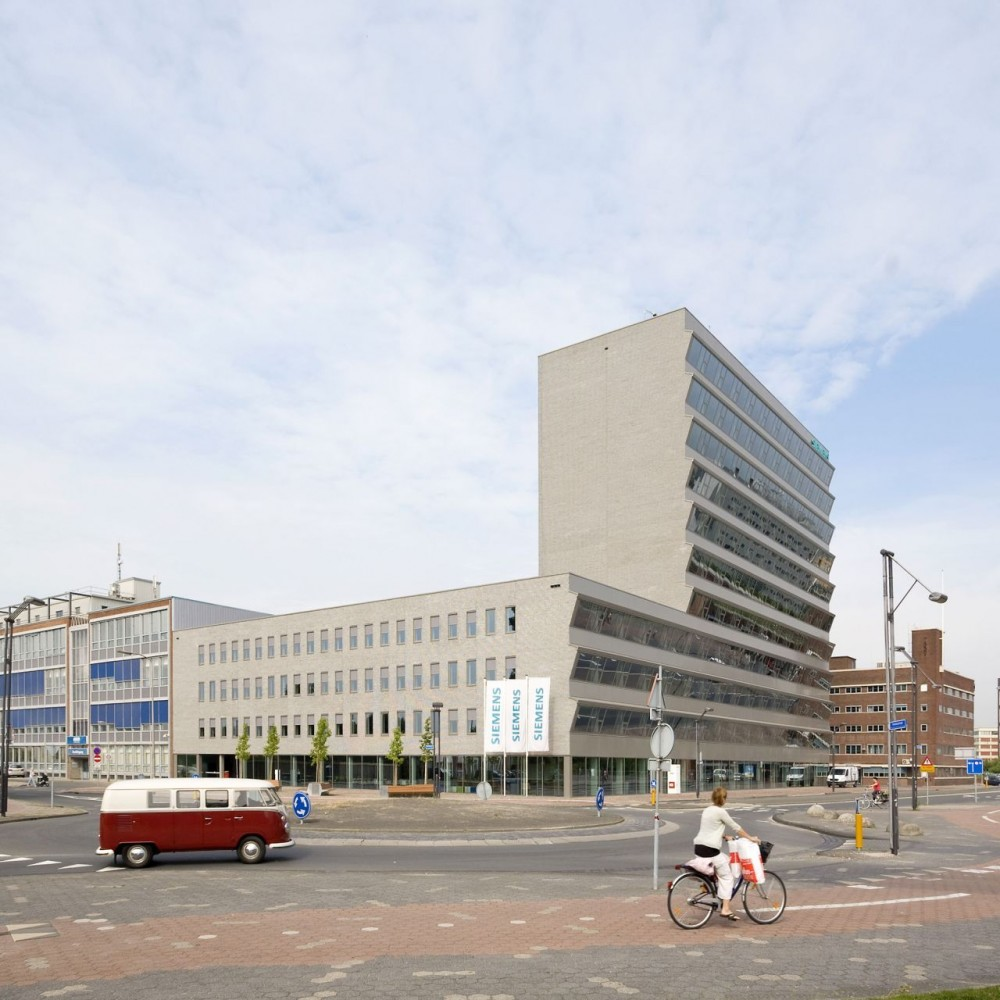 Siemens Hengelo / NL Architects