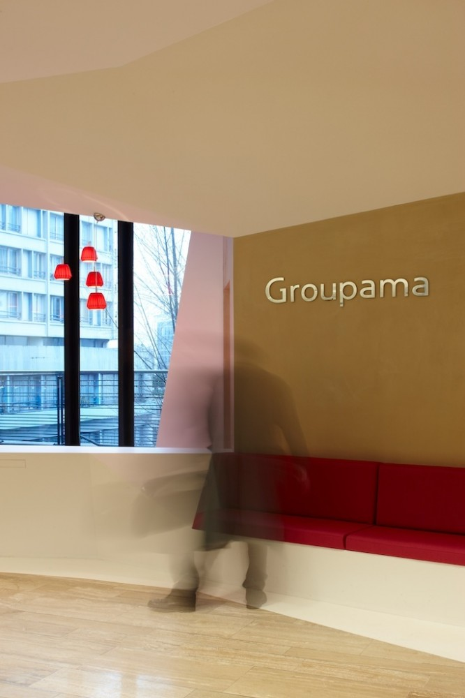 Groupama / Scheubel + Genty Architectes