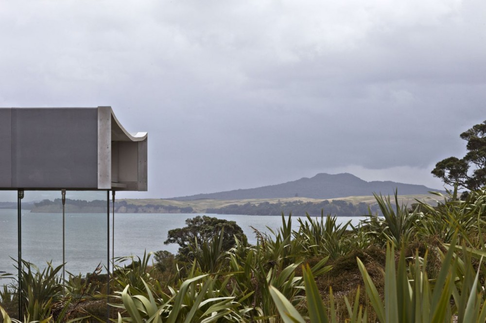 Island Retreat / Fearon Hay Architects