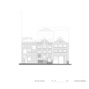 The Imperial Buildings / Fearon Hay Architects Elevation 01