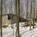 Bromont House / Paul Bernier Architecte © James Brittain