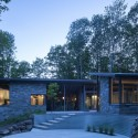 Bromont House / Paul Bernier Architecte © James Brittain