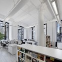 Bureau 100 / NFOE et Associés Architectes © Stéphane Brügger