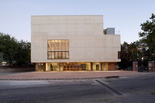 Reina Victoria Theatre-Cinema / Enrique Abascal Garca Courtesy of Clemente Delgado