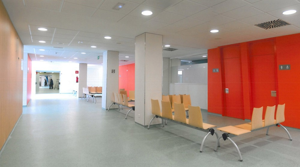 Extension and Remodeling of Hospital Sant Joan de Du de Manresa / Estudi PSP Arquitectura
