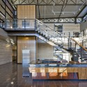 Mack Energy Corporate Headquarters / Van H. Gilbert Architect © Paul Coulie