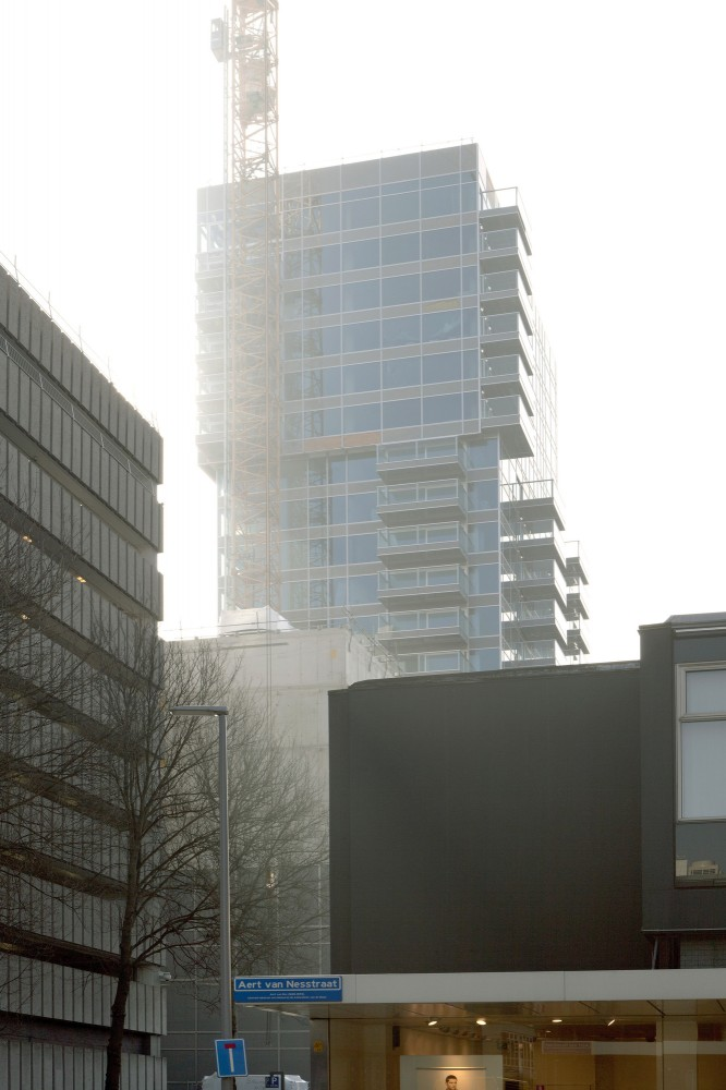 In Progress: B&#8217; Tower / Wiel Arets Architects