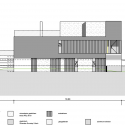 Feldbalz House / Gus Wüstemann Elevation 01