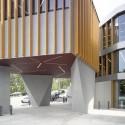 Bellevue Library / Adjaye Associates © Edmund Sumner