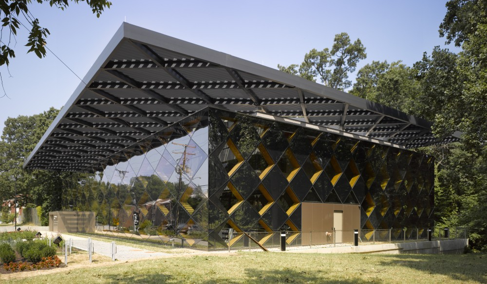 Francis Gregory Library / Adjaye Associates