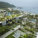 Intercontinental Sanya Resort / WOHA © Patrick Bingham-Hall