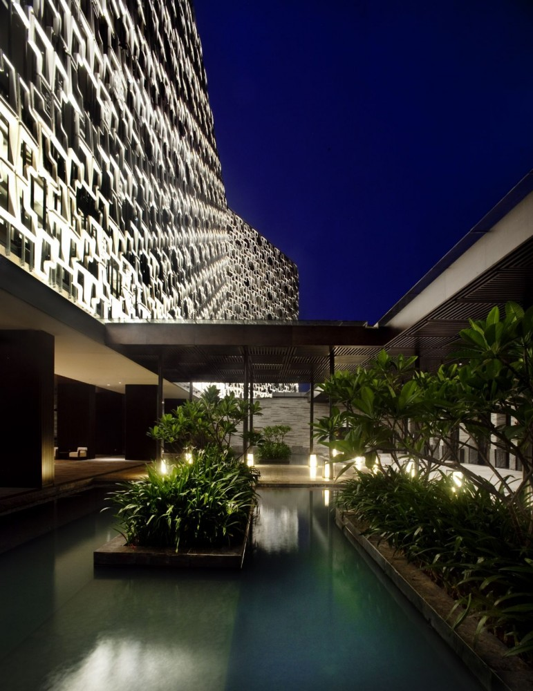 Intercontinental Sanya Resort / WOHA