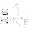 Triangle Brick Headquarters / Pearce Brinkley Cease + Lee Second Floor Plan 01