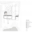Triangle Brick Headquarters / Pearce Brinkley Cease + Lee Site Plan 01